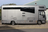 automatic horsebox side shot