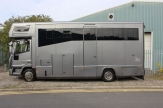 automatic horsebox side