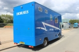 isuzu horsebox rear