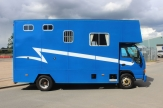 isuzu horsebox side