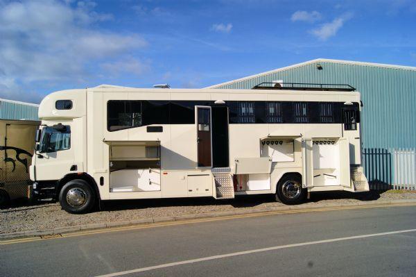 new build horsebox for sale Horsebox for sale ...