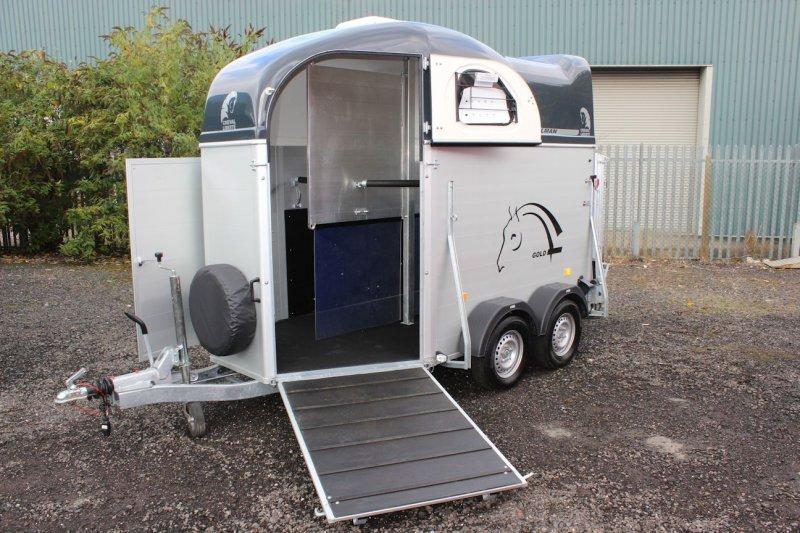 cheval liberte gold trailer. Black Bedroom Furniture Sets. Home Design Ideas