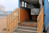 clemmie horsebox ramp