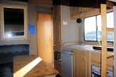 enk horsebox living