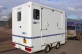horsetrailer rear