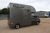 auto horsebox side