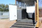 dressage horsebox ramp