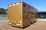 dressage horsebox rear