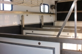 dressage horsebox stalls