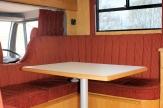 7.5t sovereign horsebox seats