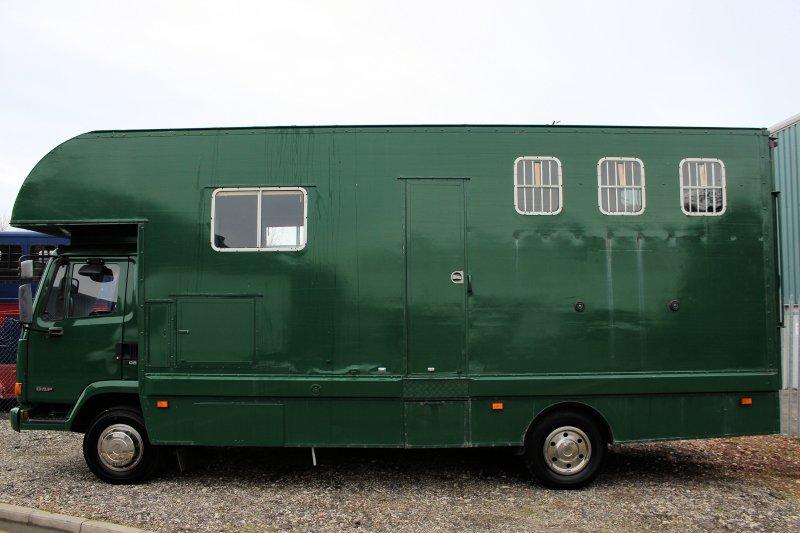 Daf 150 Horsebox For Sale Worcestershire West Midlands