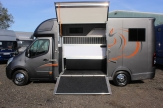 orange roughan horseboxes for sale