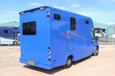citroen horsebox blue