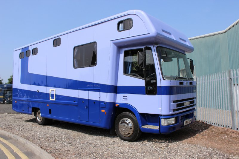Coachbuilt Horsebox For Sale Central England Horseboxes