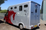 mik horsebox rear