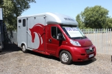 mik horsebox super sonic