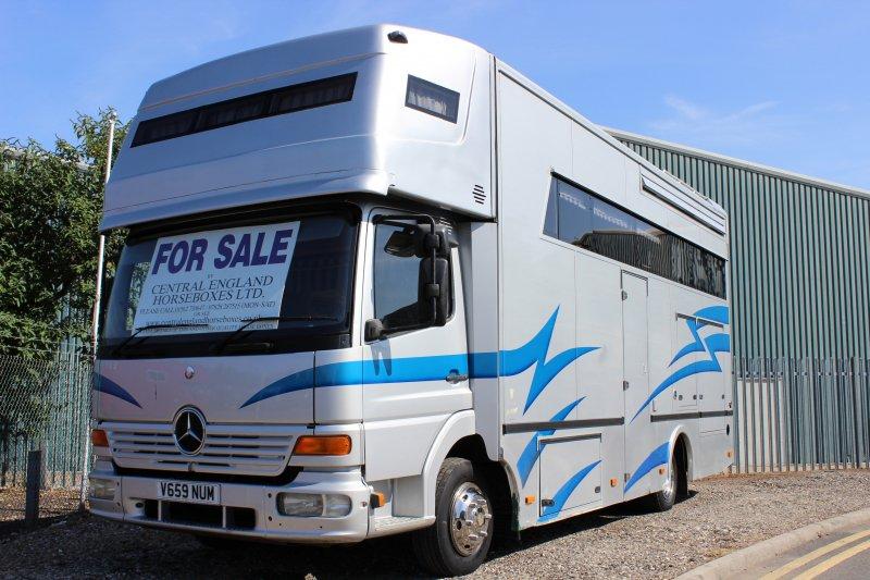 Lehel Horseboxes For Sale Worcestershire West Midlands