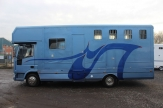 ljw horsebox side