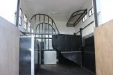 short horsebox horse area