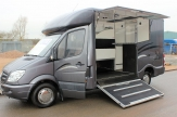 sprinter horsebox 3.5t