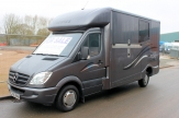 sprinter horsebox front