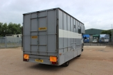 ren horsebox for sale rear