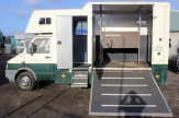 six ton horsebox open shot