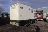 six ton horsebox rear