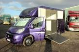 purple horsebox main