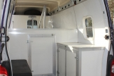 helen horsebox inside