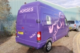 helen horsebox rear