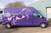 helen horsebox side
