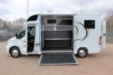 luxury horsebox west midlands