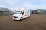 roughan horseboxes distance