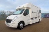 roughan horseboxes quality