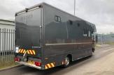galloper horsebox rear