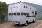 wrights horsebox rear