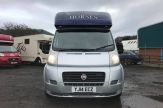 lorry horse front