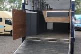 black horsebox for sale