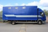 transport horsebox side
