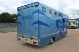 box horse rear