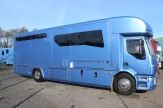 volvo horsebox side