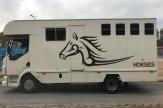 xbe horsebox side