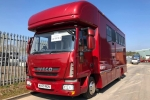 West Yorkshire Luxury 7.5t Horsebox