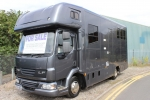 MORGAN JONES 7.5t LUXURY HORSEBOX