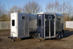 CHOICE OF 2 IFOR WILLIAMS 511 TRAILERS for sale