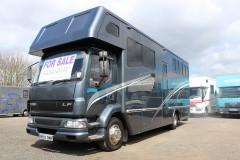 14t coachbuilt DAF