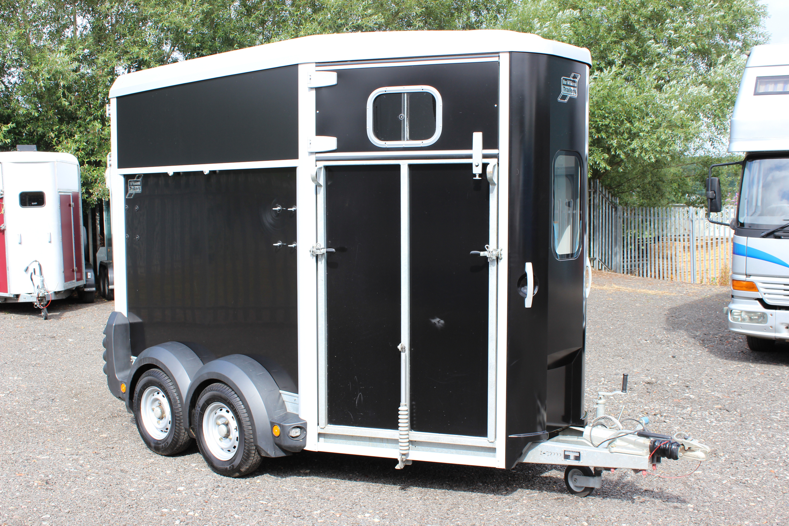 horse trailer for sale worcestershire kidderminster west midlands. Black Bedroom Furniture Sets. Home Design Ideas