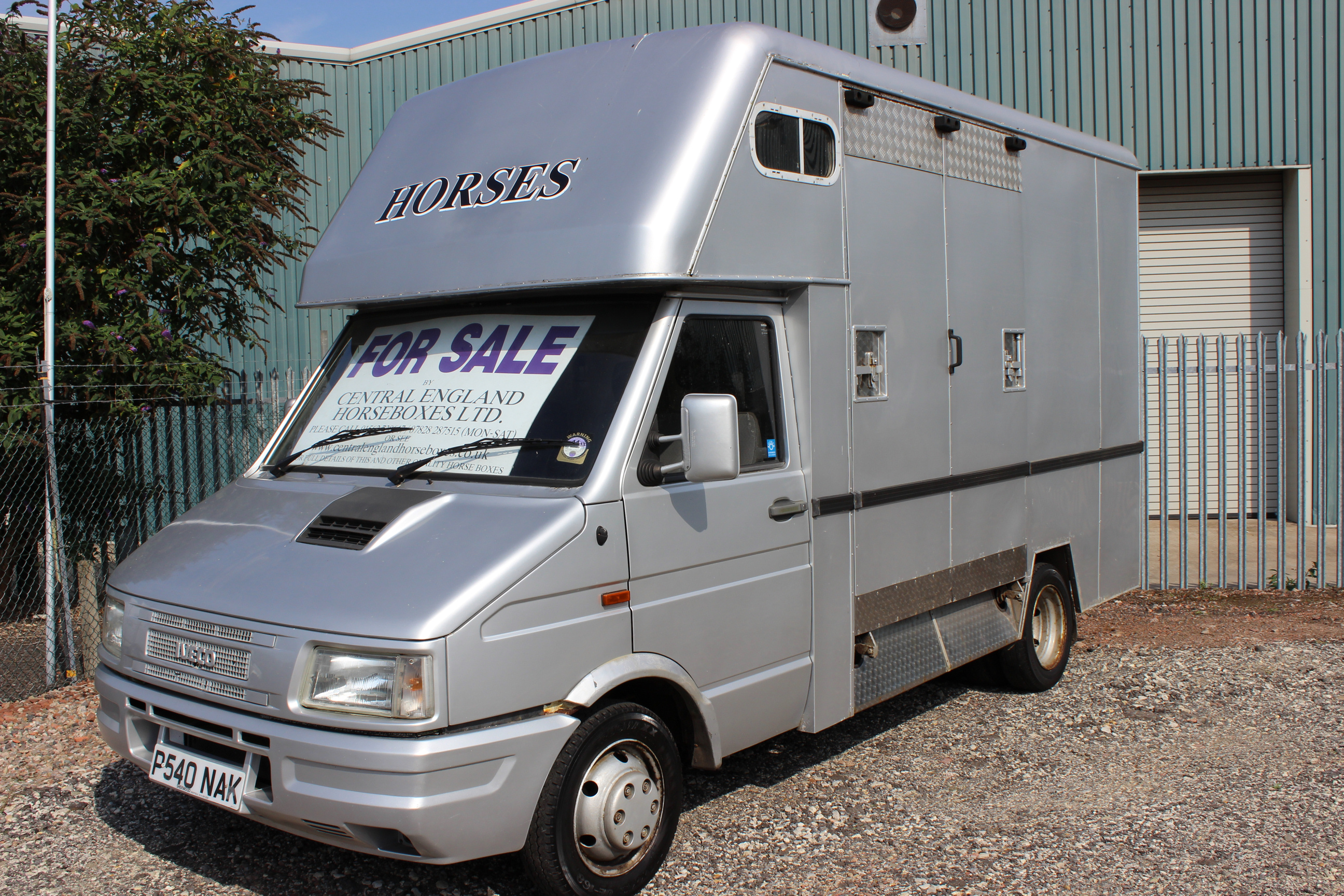 Quality Horsebox For Sale Worcestershire Quality Horsebox