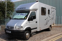 6.5t horsebox by select.